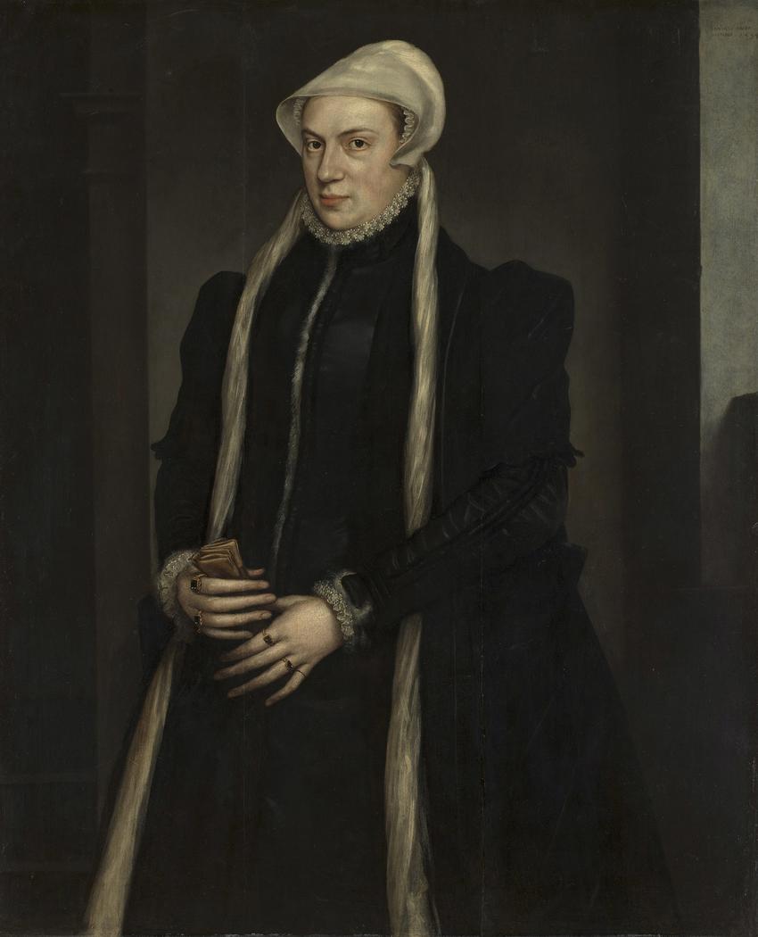 Christina of Denmark (1522-90)