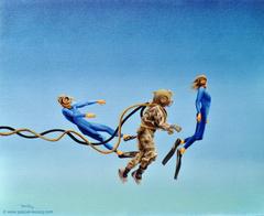 CLOPIN-CLOPANT - Hobbling along - by Pascal