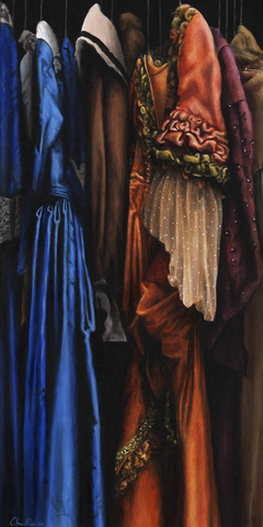 Costumes from the Stratford warehouse No 10