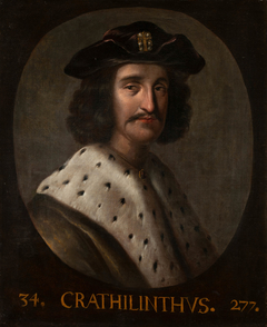 Crathilinthus, King of Scotland (282-306)