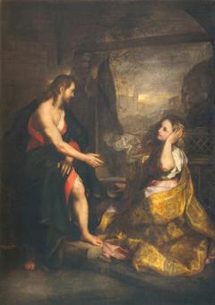 Cristo e la Maddalena
