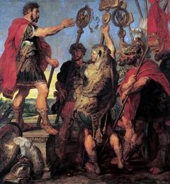 Decius Mus relating his dream