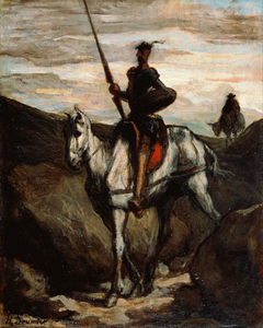 Don Quixote in the Mountains