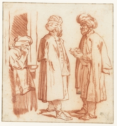 Drie Oosterlingen