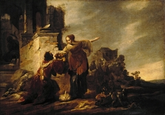 Eleazar and Rebecca at the Well