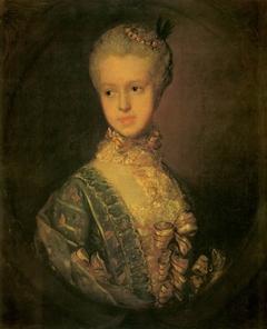 Elizabeth Wrottesley, later Duchess of Grafton