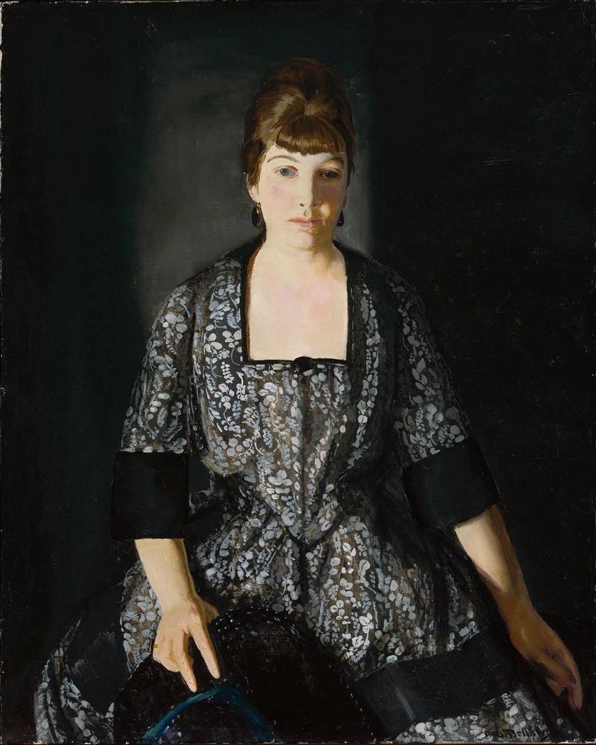 Emma in the Black Print