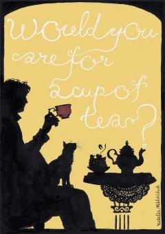 English tea.