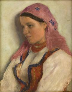 Girl from Bronowice