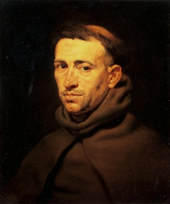 Head of a Franciscan Monk