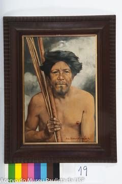 Índio com Arco e Flecha