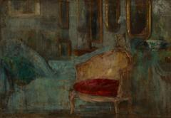 Interior of the Parisian Studio
