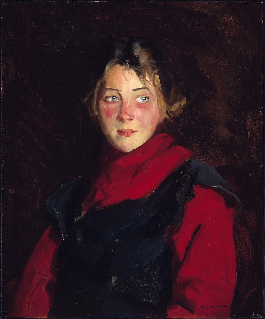 Irish Girl (Mary O'Donnel)