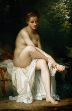 Ismenie, Nymph of Diana