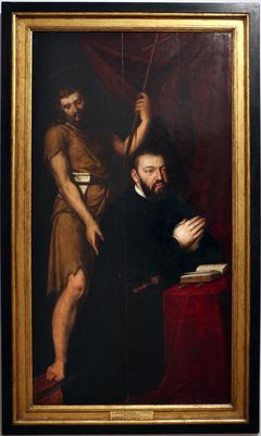 John III of Portugal and John the Baptist