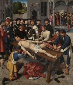 Judgement of Cambyses: The skinning of Sisamnes