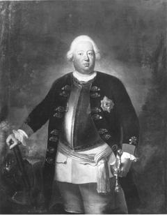 König Friedrich Wilhelm I. von Preußen (Kopie nach)