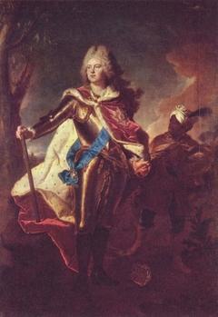 Kurprinz Friedrich August von Sachsen (1696-1763)