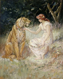 Lady and the Tiger