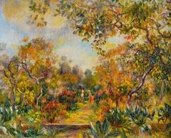 Landscape at Beaulieu