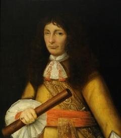Major John Byrom (1619-1678)