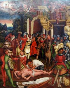 Martyrdom of Saint Erasmus