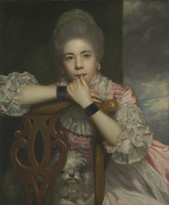 """Mrs. Abington as Miss Prue in """"Love for Love"""" by William Congreve"""