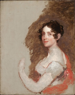 Mrs. Charles Stewart (Delia Tudor)