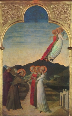 Mystic Marriage of St. Francis