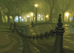 Niebla y Cadenas