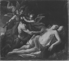 Nymphe and Satyr