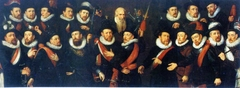 Officers and Guardsmen of the Company of Colonel Gijsbert 't Hert
