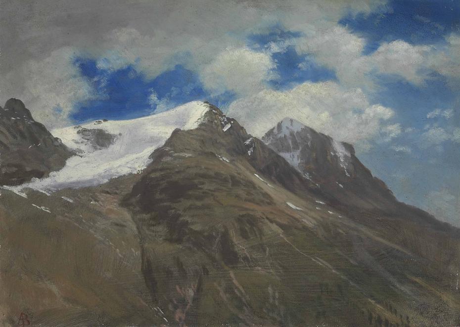 Peaks in the Rockies