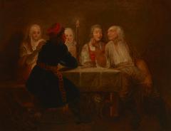 Peasants in an Inn
