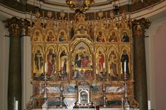 Polyptyque du Duomo de Teramo