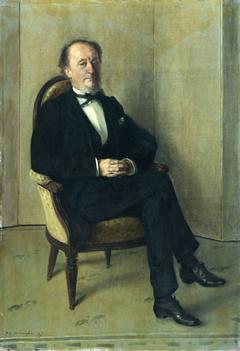 Portrait de John Lemoine