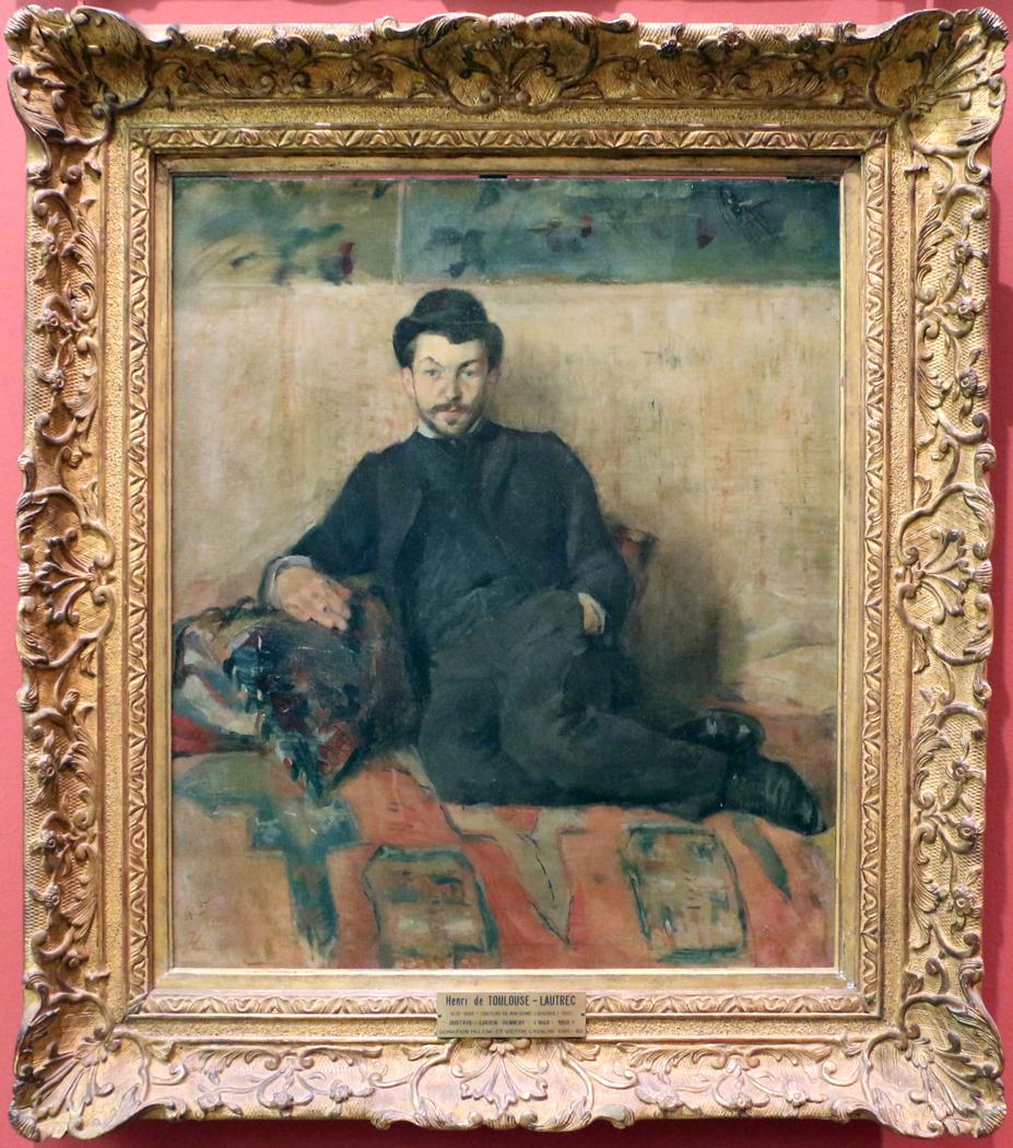 Portrait de M. Dennery