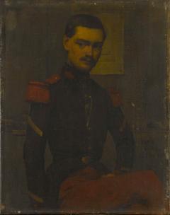 Portrait du Sergent Fourrier