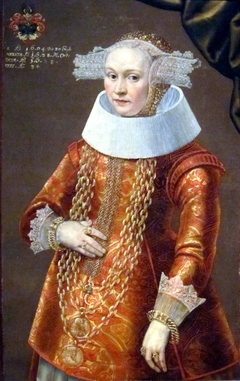 Portrait of a Daughter of Dieterich Bromsen