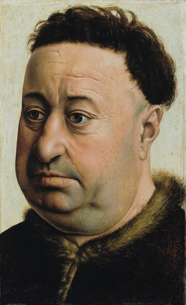 Portrait of a Fat Man