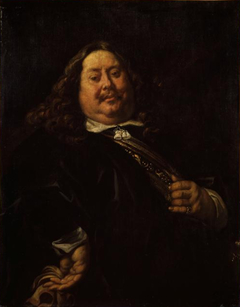 Portrait of a man, formerly identified with Admiral Michiel de Ruyter