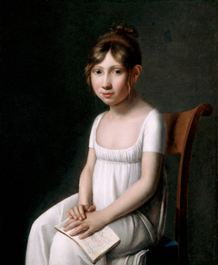 Portrait of a Young Lady Distracted from Her Music Lesson