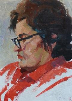 Portrait of Amalya