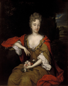 Portrait of Anna Maria Roman (1680-1758)