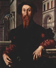 Portrait of Bartolomeo Panciatichi