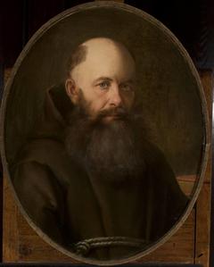 Portrait of Capuchin Beniamin Szymański