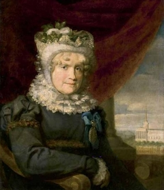 Portrait of Charlotte von Lieven (1742/43-1828)