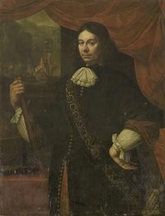 Portrait of Cornelis Jacobsz de Boer, Captain in the Navy
