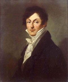 Portrait of Count Alexander Osterman-Tolstoy