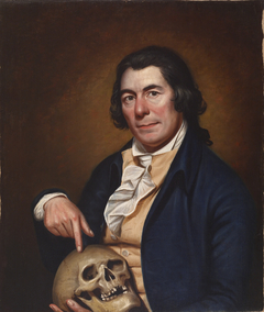 Portrait of Dr. Meer